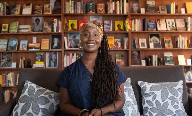 Sylvia Arthur lance une bibliothèque dédiée à la littérature africaine