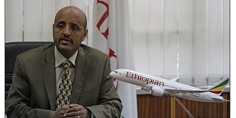 PDG Ethiopian Airlines