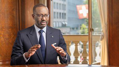 Photo of Tidjane Thiam au conseil d'administration de Kering, un géant mondial du luxe