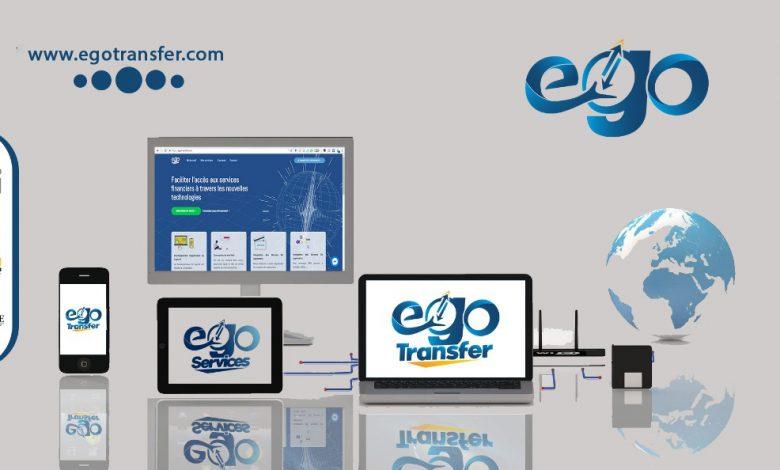 L'application eGoTransfer