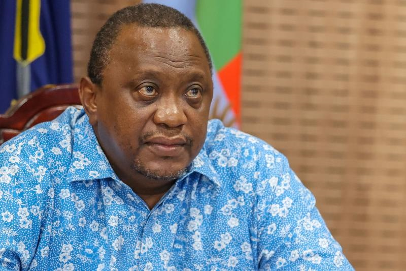 Uhuru Kenyatta (223 500 dollars par an)