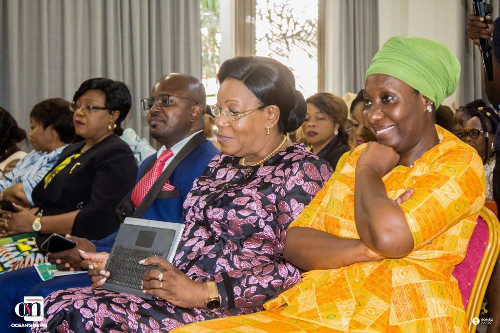 Vue partielle du public présent lors de la cérémonie d'ouverture du FAFEL 2020
