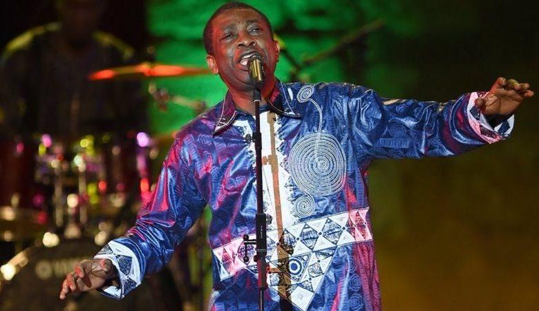 Youssou N'dour entre à l'Académie royale de musique de Suède
