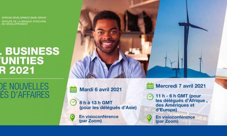 Business Opportunities Seminar 2021