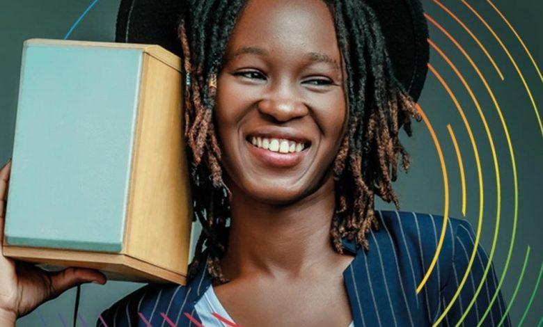 Celine Banza en concert à Lomé