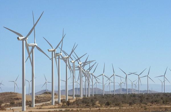 Centrale éolienne de 500 MW