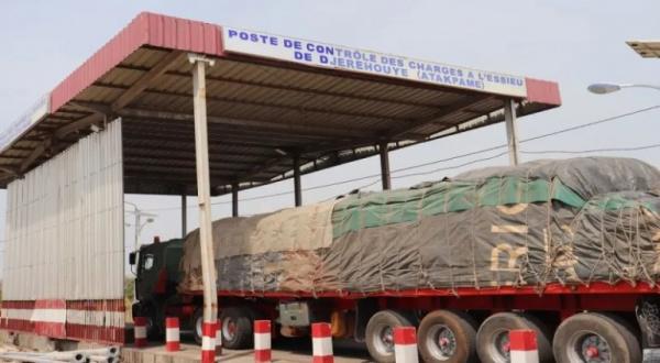 Terminal du Sahel à Atakpamé