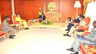 Photo of Coronavirus au Togo : une énième séance de travail entre le Chef de l'État Togolais et l'Unité opérationnelle de prise en charge