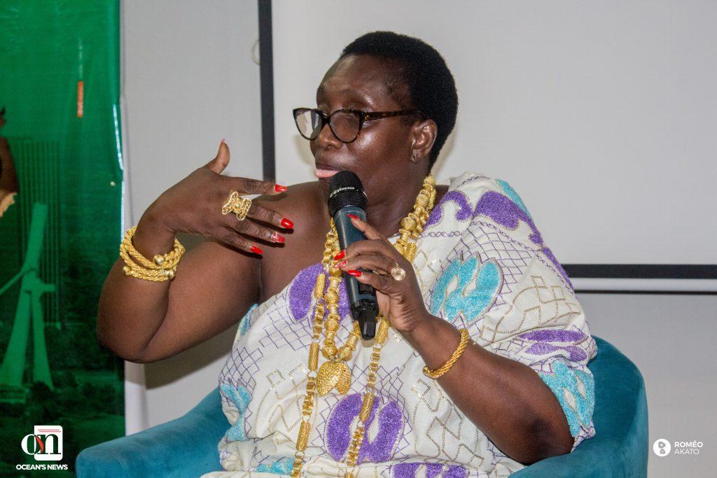 Nanan AVOULACHI, Reine-Mère de Nouamou au sujet de la disparition du respect des droits d'aînesse au FAFEL 2020