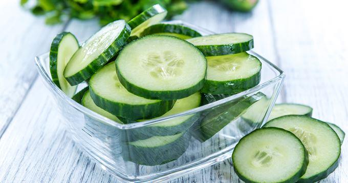 Bien-être : le concombre, les bienfaits et vertus d'un fruit peu calorique - Ocean's News