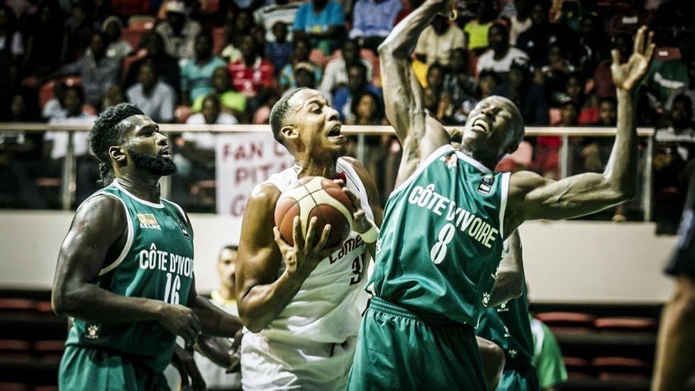 AfroBasket 2021 : les Ivoiriens victorieux face aux Camerounais