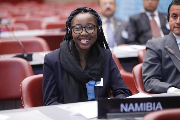 ministre de la communication de la namibie