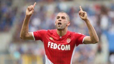 Photo of Football : Monaco se prononce sur l'avenir de l'Algérien Islam Slimani