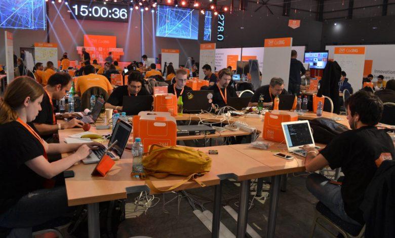 jeunes chômeurs au digital