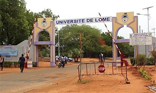 l'Université de Lomé rouvre ses portes le 30 novembre 2020