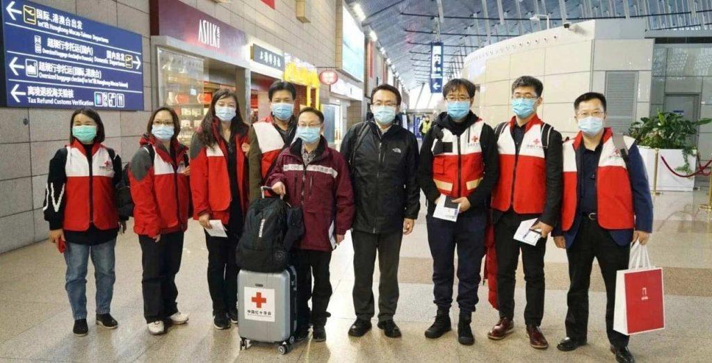médecins chinois au nigéria