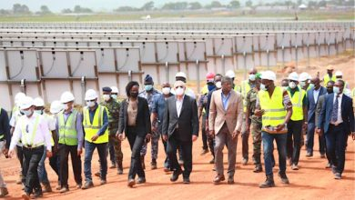 Photo of Togo : les travaux de la centrale « Sheikh Mohammed Bin Zayed » vont bon train