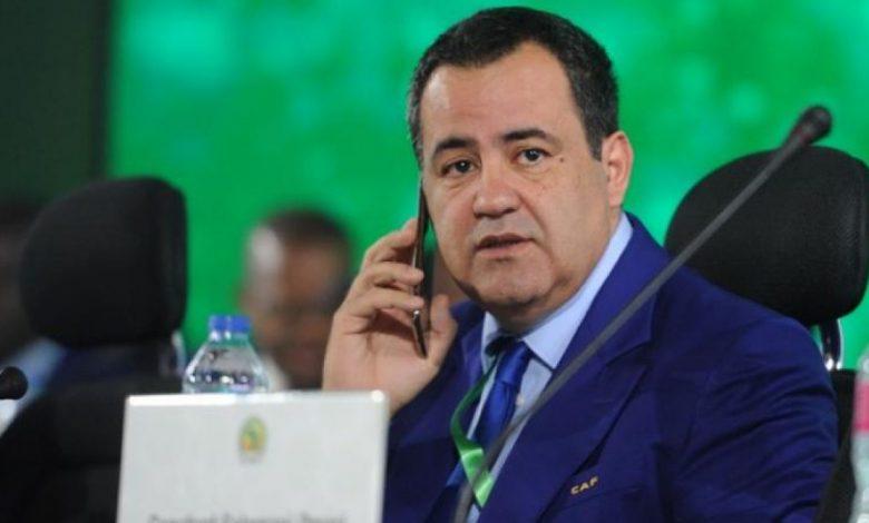 Le désormais ex-secrétaire général de la Confédération africaine de football (CAF), Mouad Hadji a quitté son poste le lundi 02 février 2020, moins d'un an après avoir pris ses fonctions.