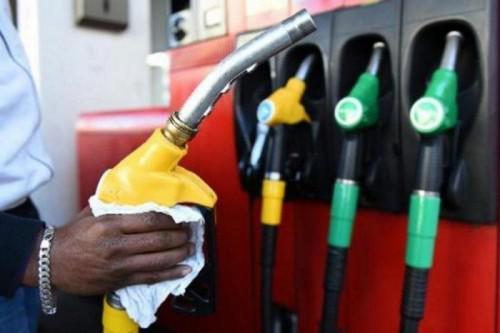 hausse des prix des produits pétroliers