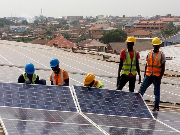 projet d'électrification par mini-réseaux solaires