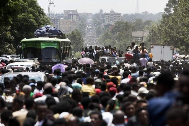 """En Éthiopie, un """"attentat à la bombe"""" fait 29 blessés"""