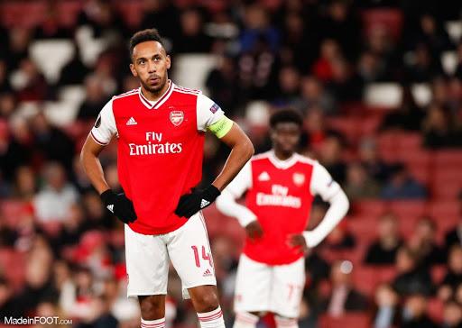 Pierre-Emerick Aubameyang pourrait quitter Arsenal la saison prochaine