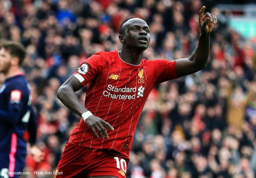 Sadio Mané restera à Liverpool