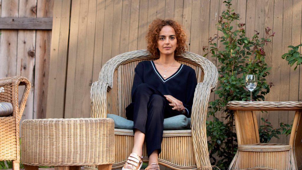 Portrait : Léïla Slimani, journaliste et femme de lettres