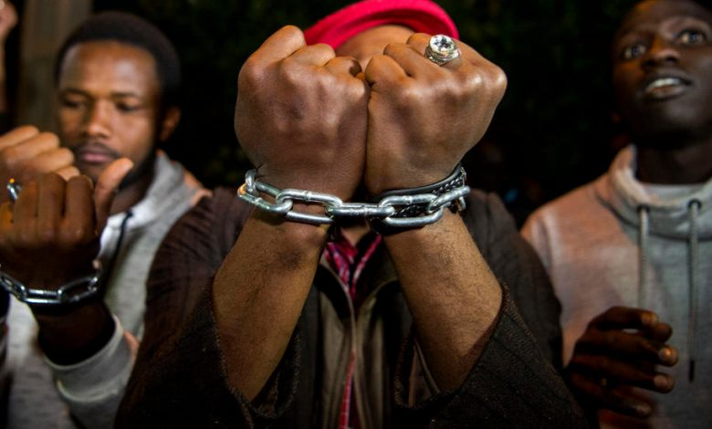 Série d'arrestations de trafiquants de migrants Éthiopie