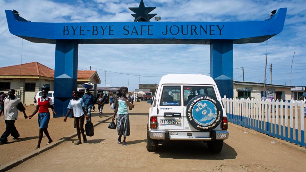 Ocean's News - Coronavirus : renforcement de la frontière Togo-Ghana