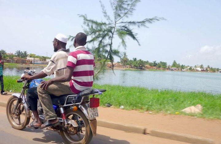 Coronavirus au Togo : les conducteurs de Taxi-moto s'expriment