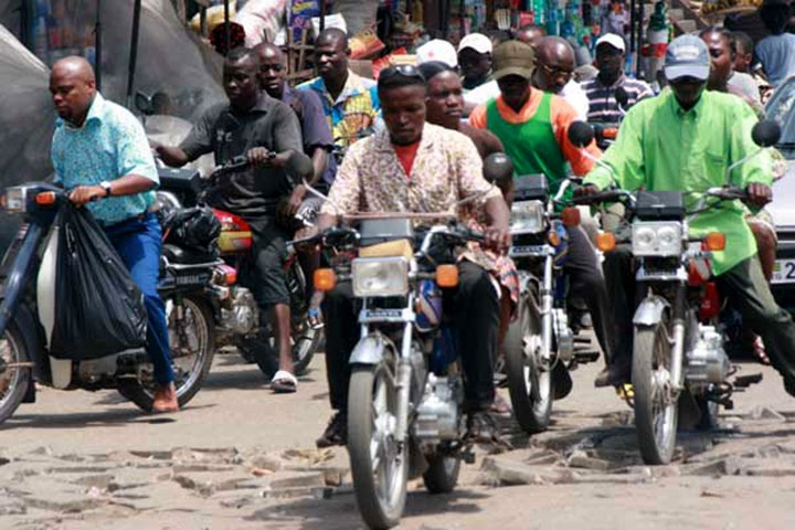 Coronavirus au Togo : ouf de soulagement pour les conducteurs de taxi-moto et tricycle